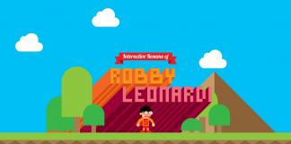 cv en ligne robby leonardi