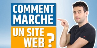 comment marche un site web