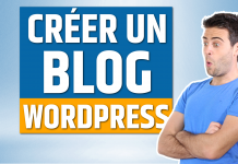 Creer un blog wordpress