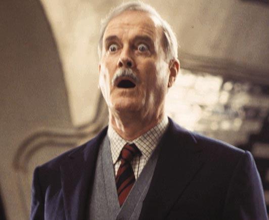John Cleese, ex Monty Python