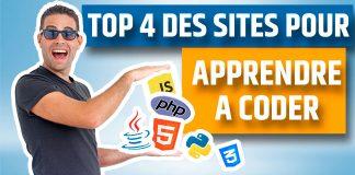 Top 4 des meilleurs sites pour apprendre à coder