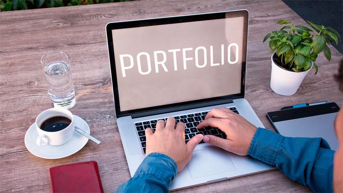 Enrichir son portfolio sur son CV en ligne