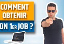 Comment obtenir un job de développeur web junior