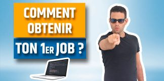 Comment obtenir un job de développeur web junior